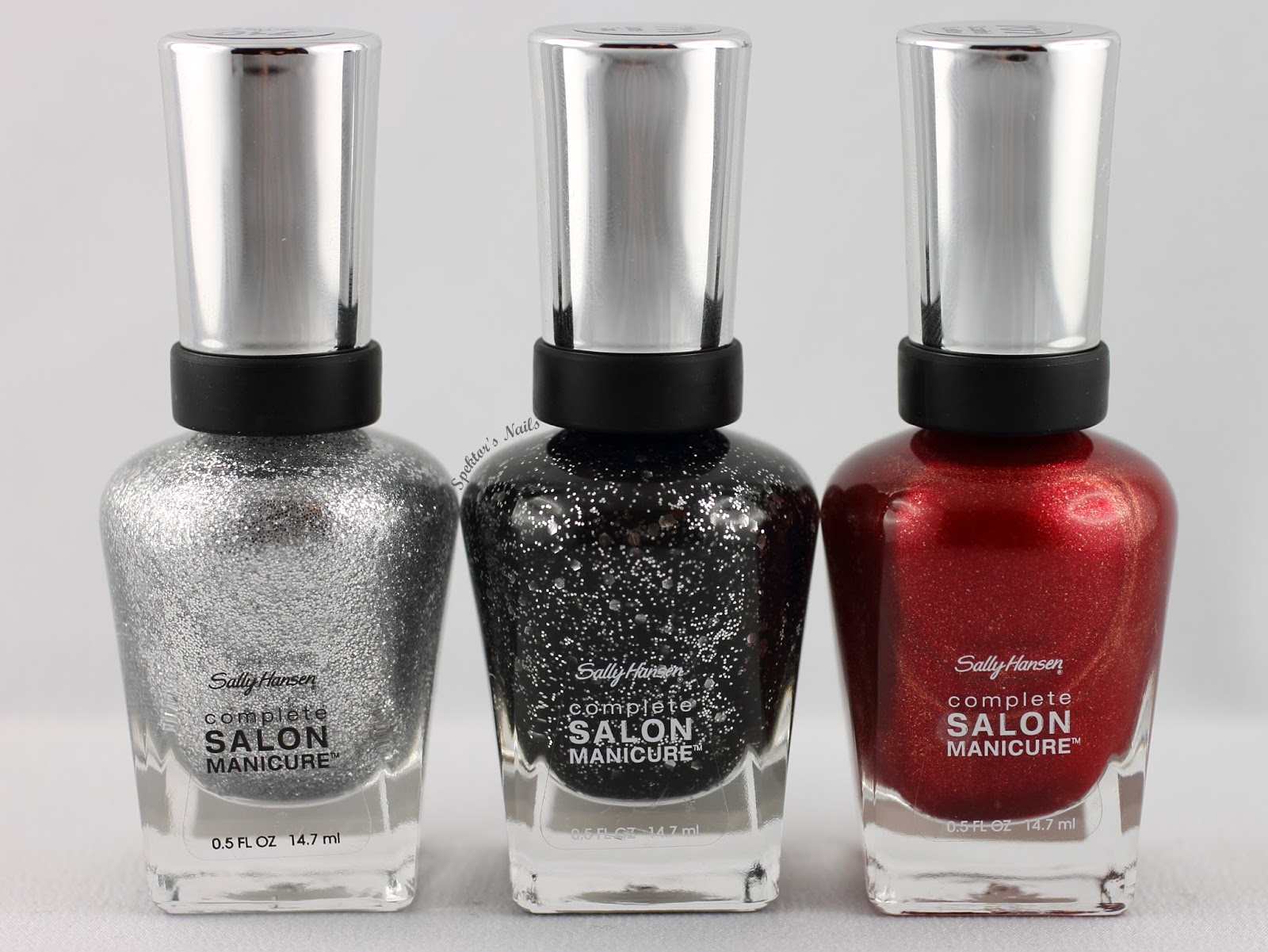 Sally Hansen Guilty Pleasures Winter 2014