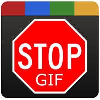 Google+ Gif Stopper