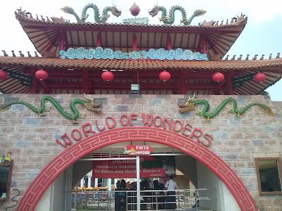 World Of Wonders Theme Park Citra Raya Cikupa Tangerang