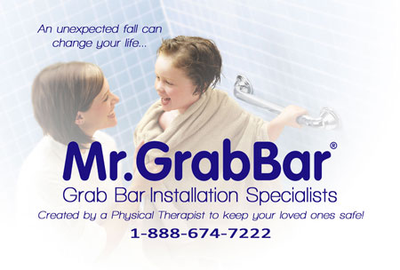 Boca Raton Grab Bar Installation Services