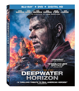 Deepwater Horizon basada en dramaticos hechos reales.