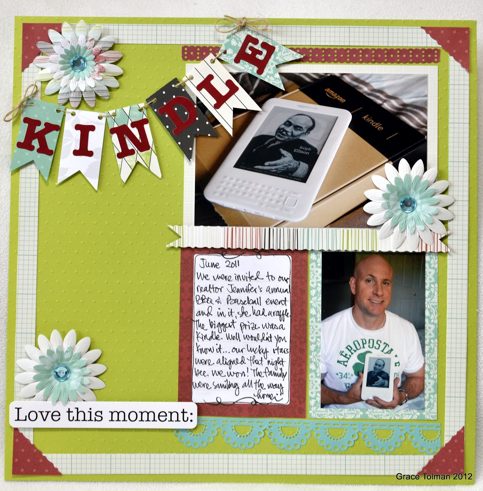 Scrapbook ideas creative memories - Creative Memories Layouts