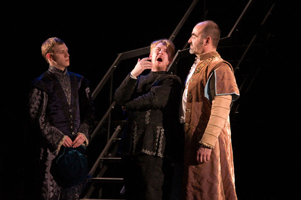 alienation in hamlet No fear shakespeare by sparknotes features the complete edition of hamlet side-by-side with an accessible, plain english translation.