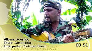 Despedida de Cristian Pérez - Sí a la Paz