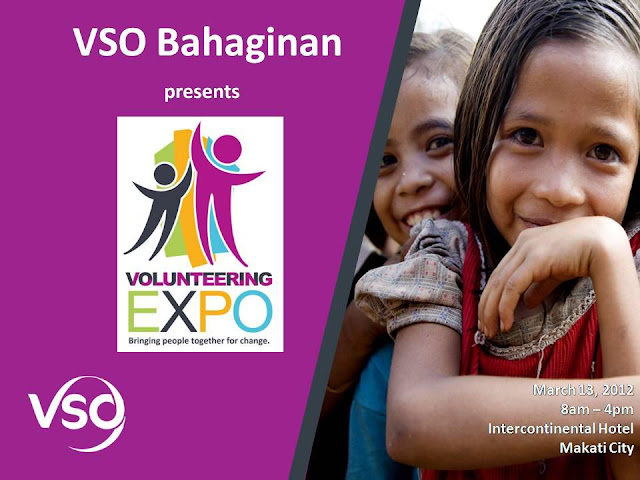 2nd Volunteering Expo (VSO Bahaginan)