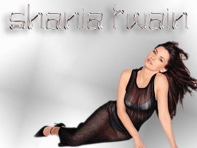 Shania Twain Hot Photos