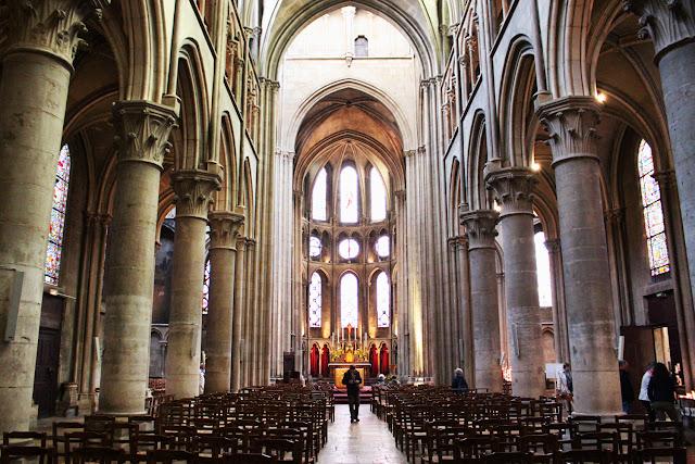 Eglise de la chouette - Dijon