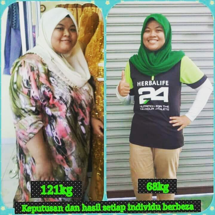 *HERBALIFE* (JOM TRY! )