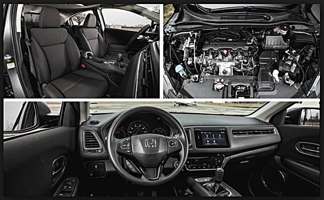 2017 Honda HR-V Release Date | Auto Honda Rumors