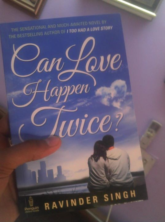 download free ebook of can love happen twice by ravinder singh