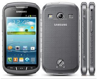 Spesifikasi Harga Samsung Galaxy Xcover 2 S7710