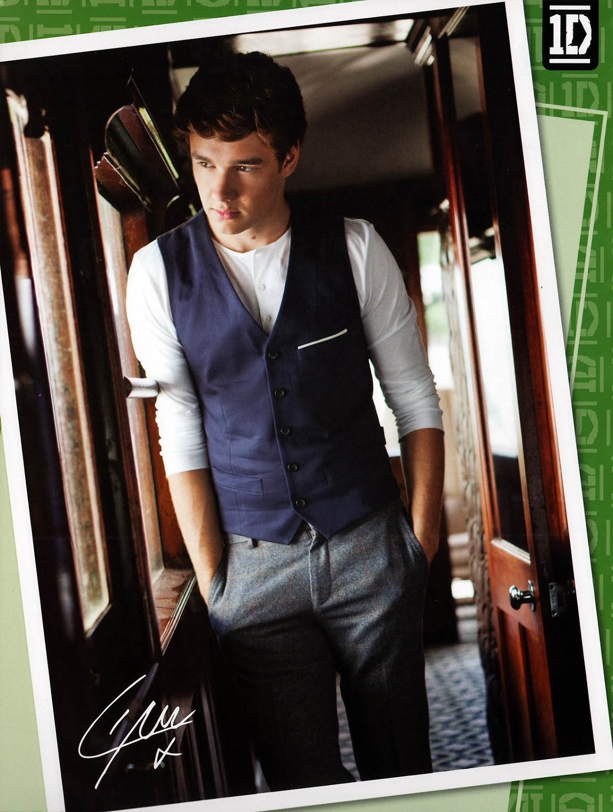 One direction take me home photoshoot liam