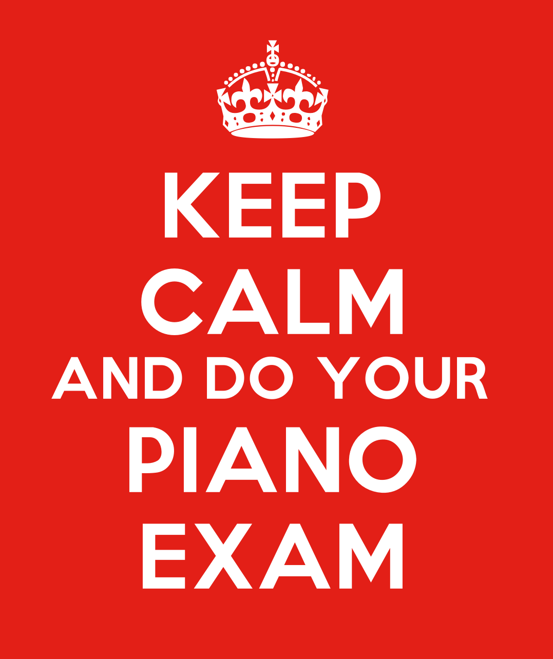 Jelia's Music Playground: IS PIANO EXAM REALLY NECESSARY?