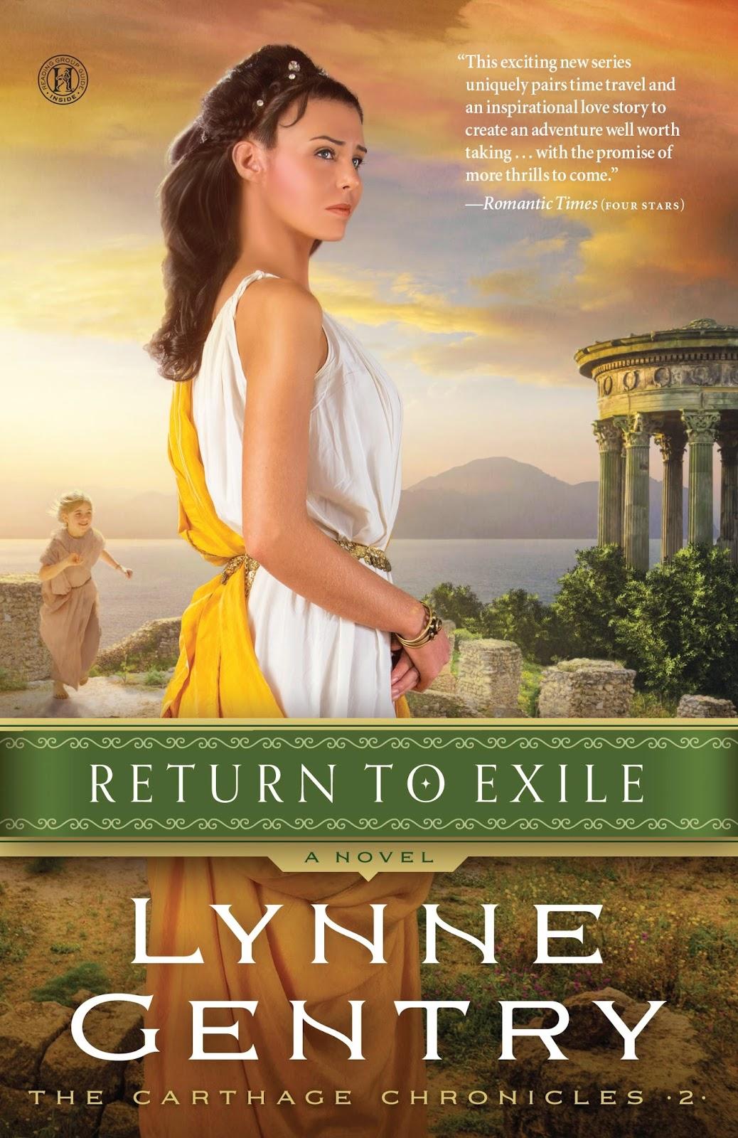 Hi Res%2BCover%2BRTE - Giveaway! Return to Exile by Lynne Gentry!
