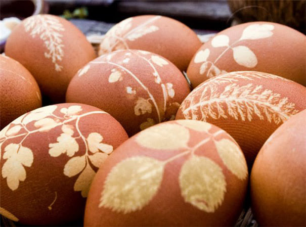 14 ιδέες για απίθανα διαφορετικά πασχαλινά αυγά