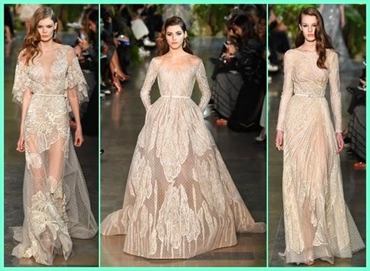 Elie Saab 2015 İlkbahar Yaz Couture