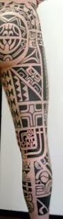 Desenhos polinésia