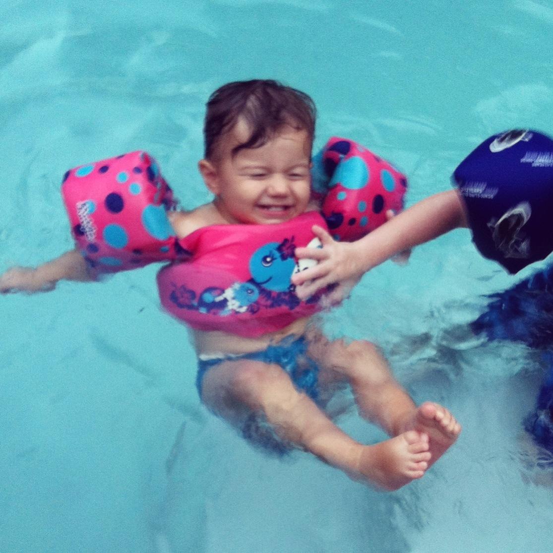 custom nursery art by kimberly tiny toddler swim floaties