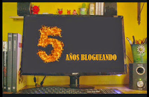 CINCO AÑOS DE BLOG