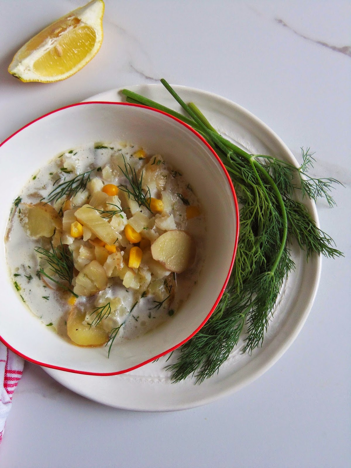 Fish Soup With Saffron And Fennel Recipe — Dishmaps