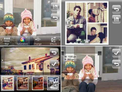 Top 10 Aplikasi Edit Foto untuk BlackBerry