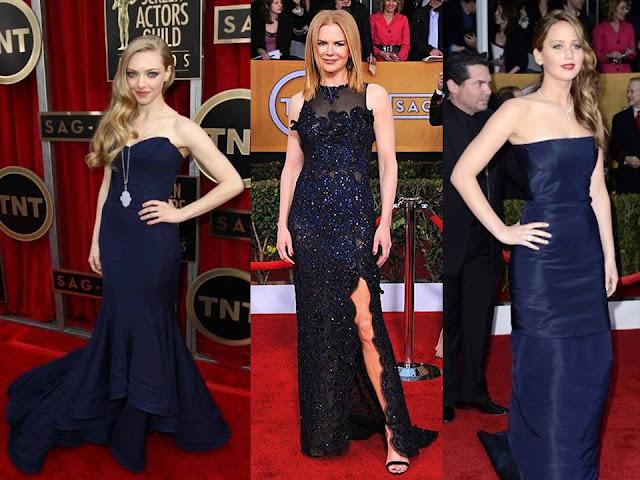 SAG Awards 2013 BEST DRESSED