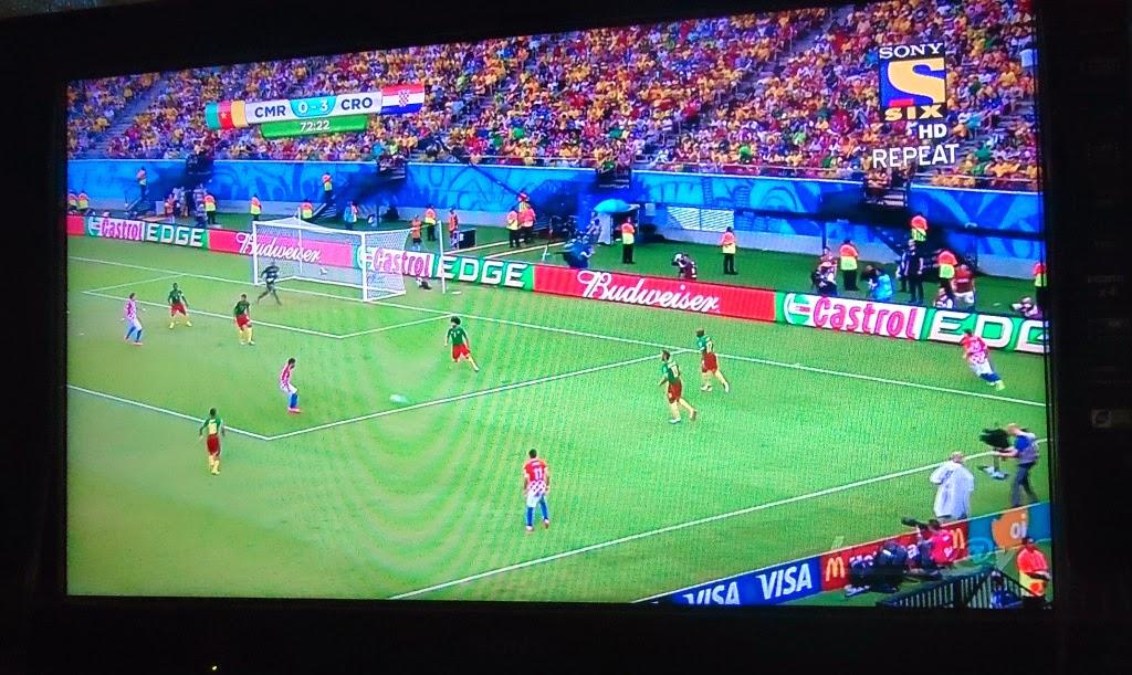 Brazooka, FIFA 2014, Football