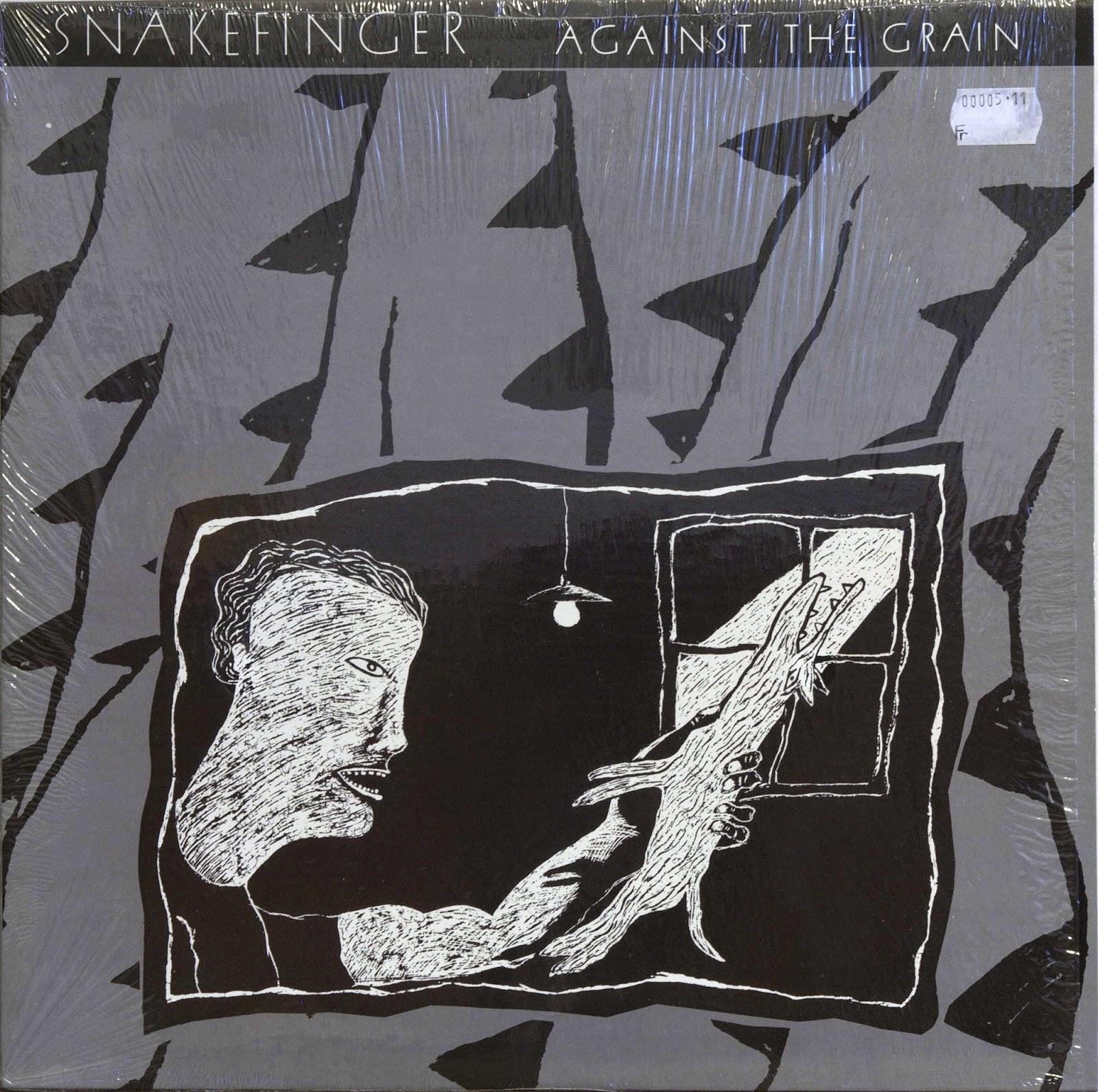 Snakefinger Against The Grain