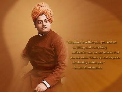 Swami Vivekananda HD Image Quote Wallpaper for Dextop / Laptop