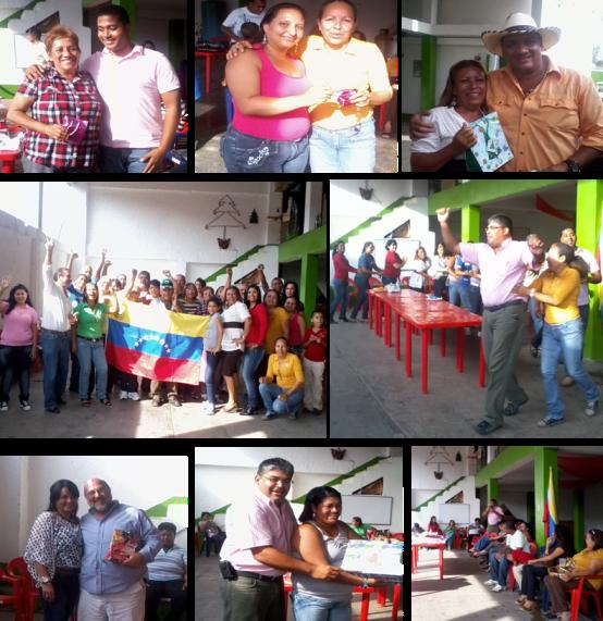Celebración del Poder Popular en Naguanagua