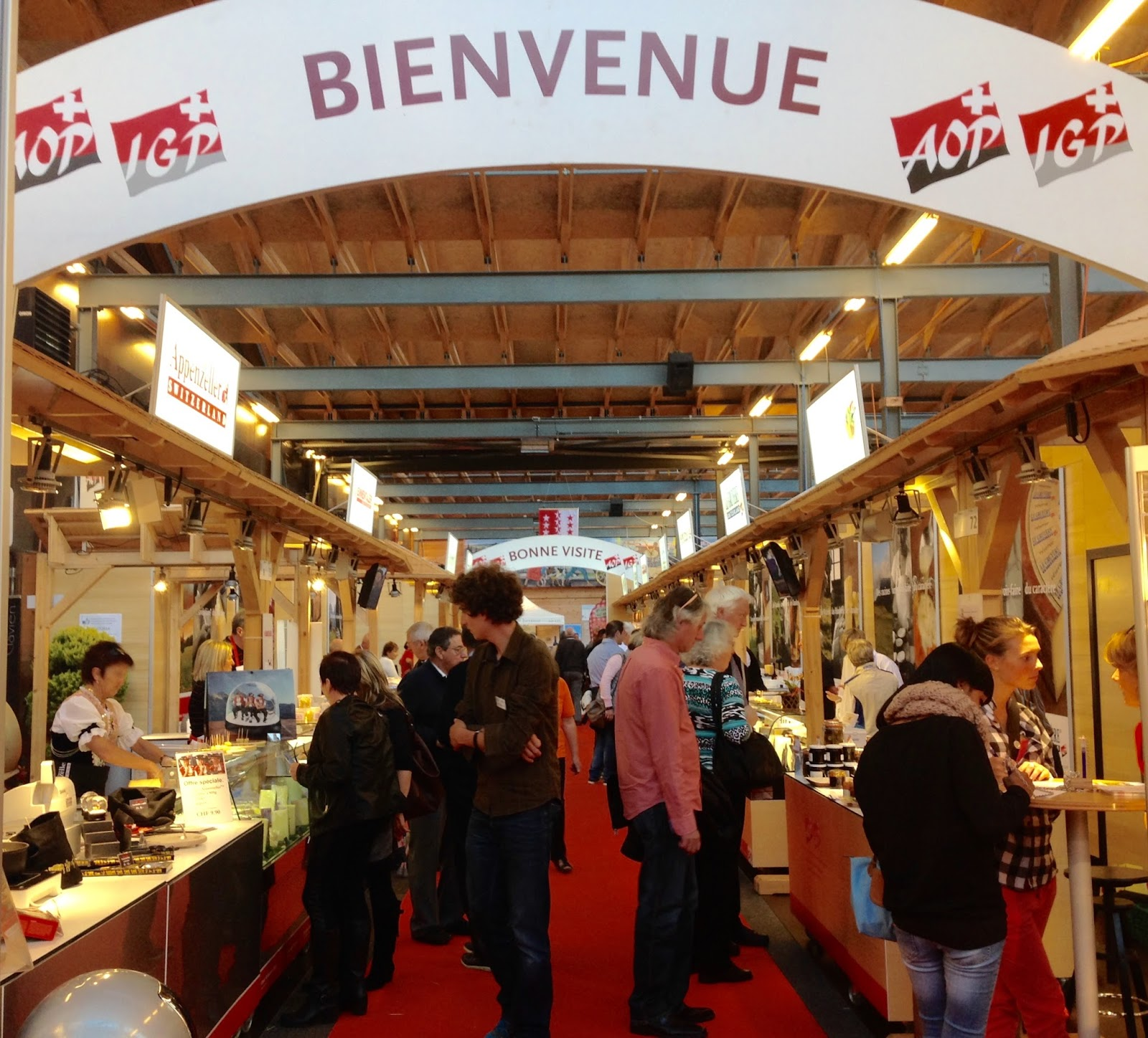 salon suisse des go ts et terroirs funambul in e salon