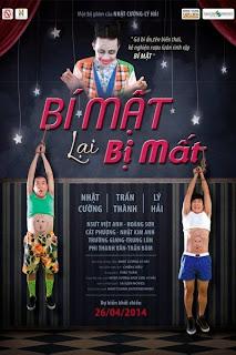 Bí Mật Lại Bị Mất - Bi Mat Lai Bi Mat