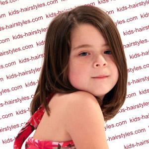 Kids Haircuts Girls