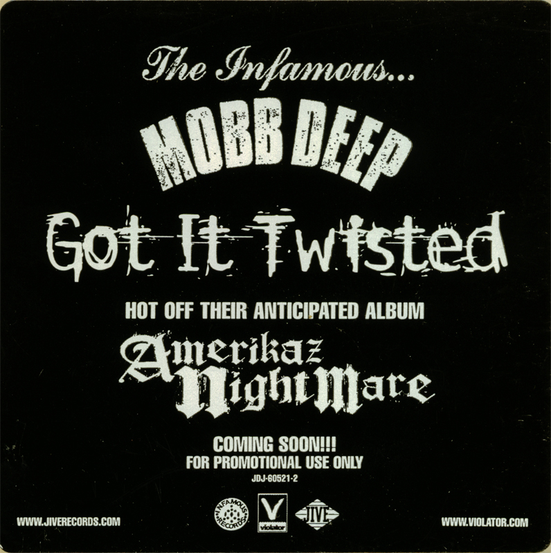 mobb deep twisted instrumental