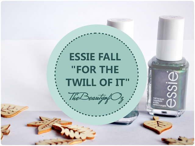 essie Fall Collection FOR THE TWILL OF IT Swatches/ Review