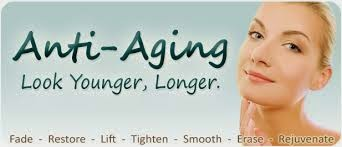 Anti ageing products