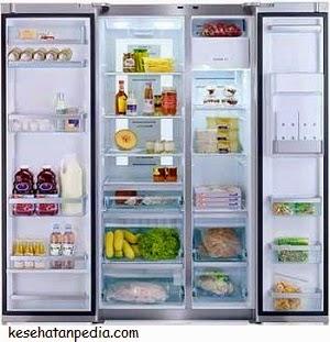 Cara menjaga kesegaran makanan di dalam kulkas