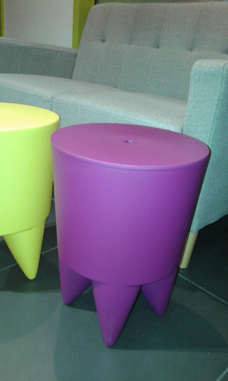 Le design est de saison - Tabouret bubu philippe starck ...
