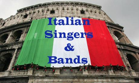 Italian Singers