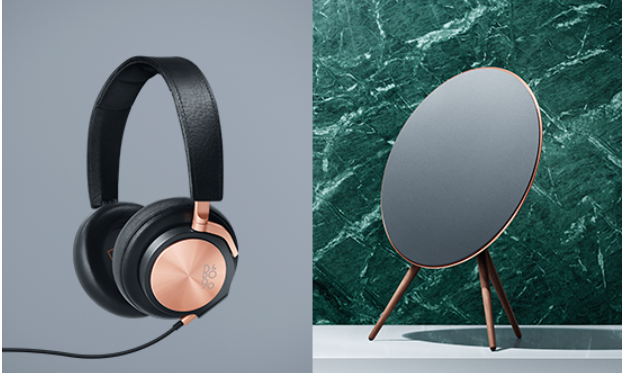 bang olufsen love affair collection