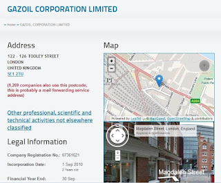 Gazoil Corporation Limited