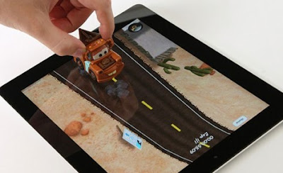 Appmate Cars2 Apple Juguete
