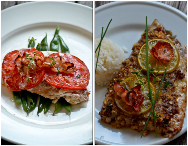 Broiled bluefish recipes for Blue fish recipes