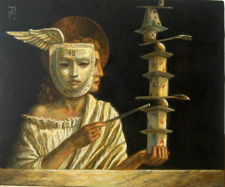 jake baddeley card tick