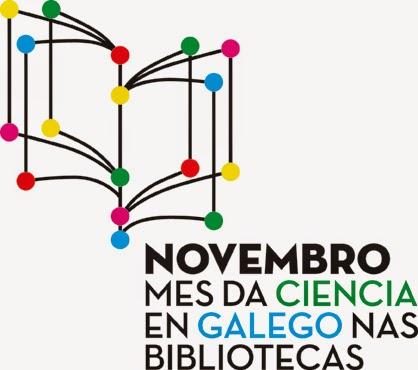Ciencia nas Bibliotecas escolares