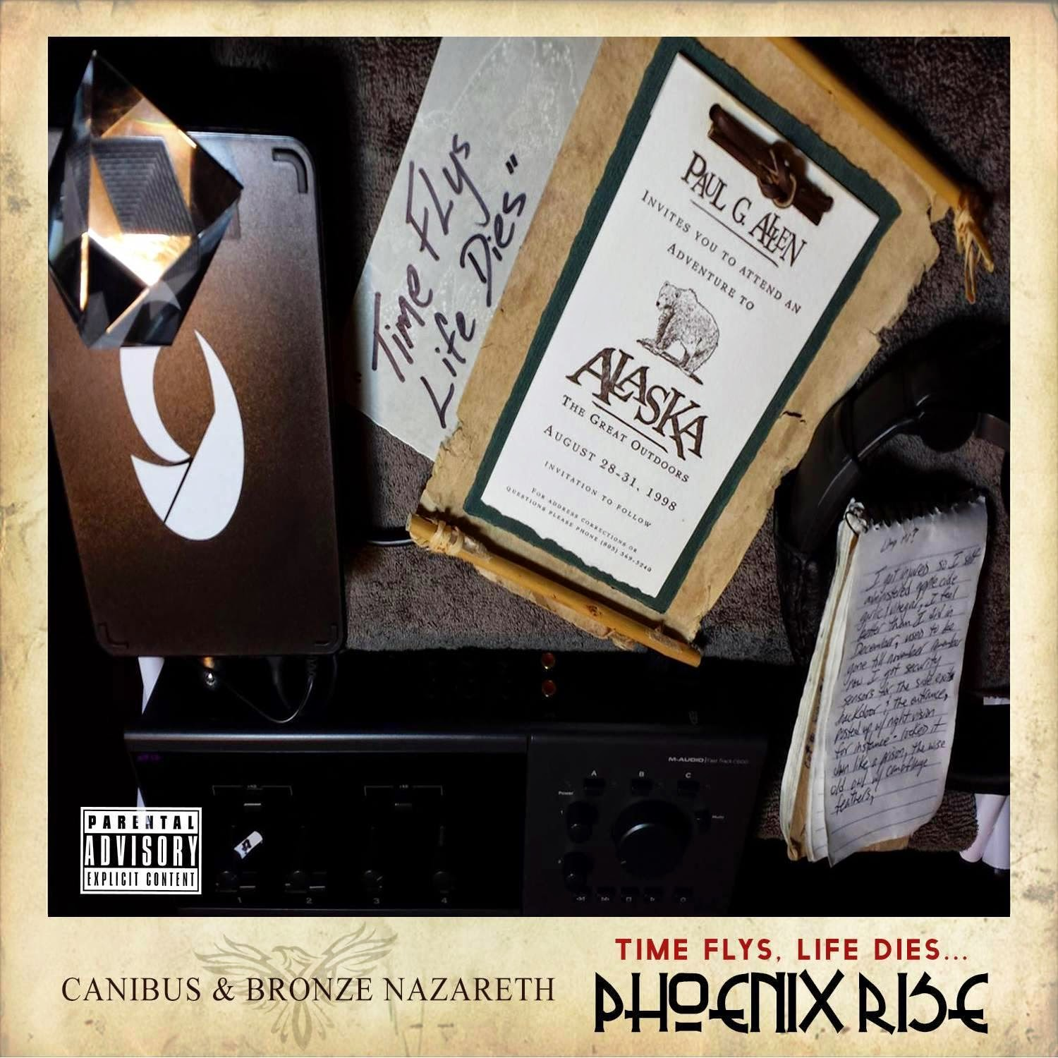 Cult heroes: Canibus s madcap artistry makes him one of hip-hop s