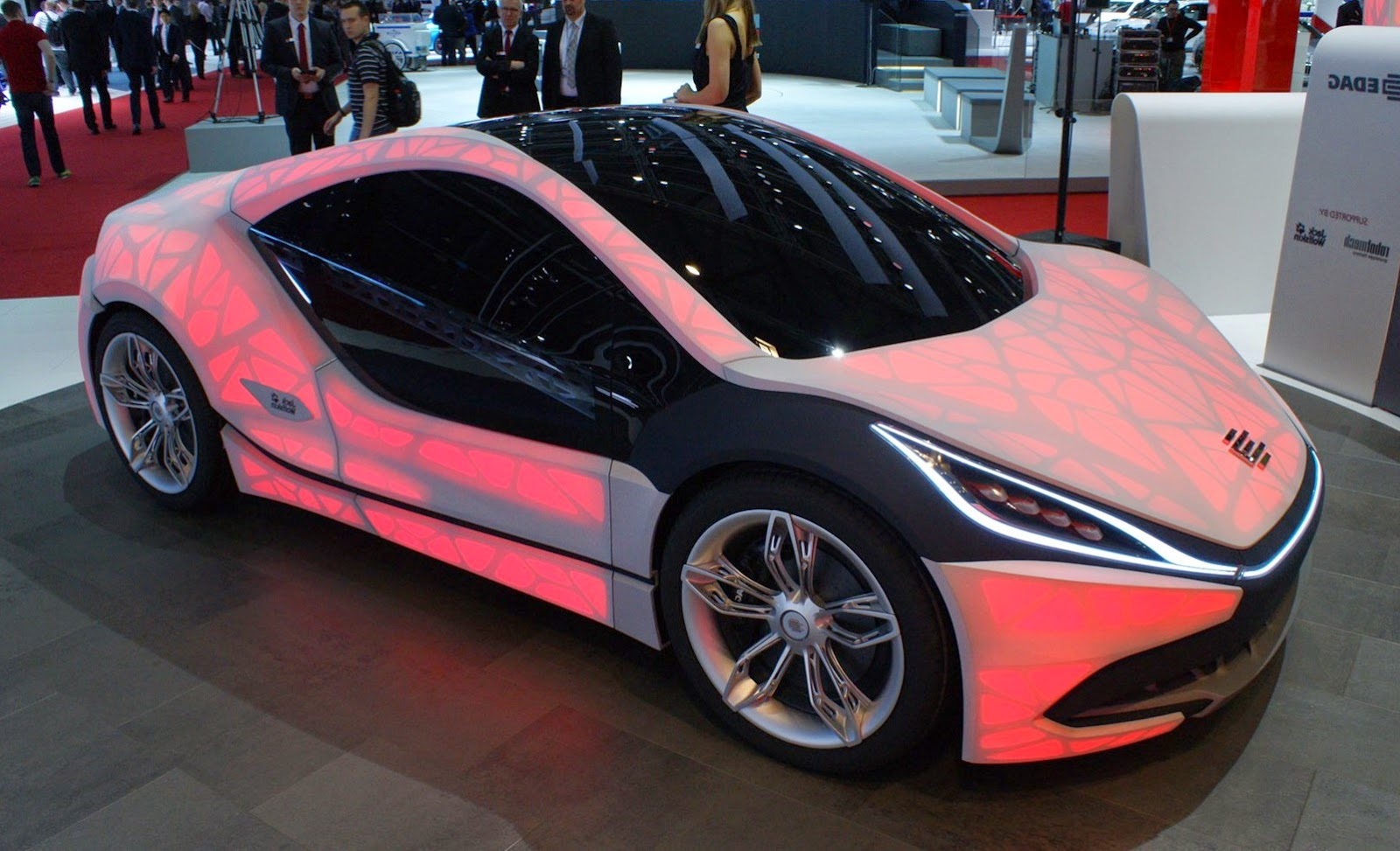 ten quirky cars  u0026 brands from 2015 geneva show you should know