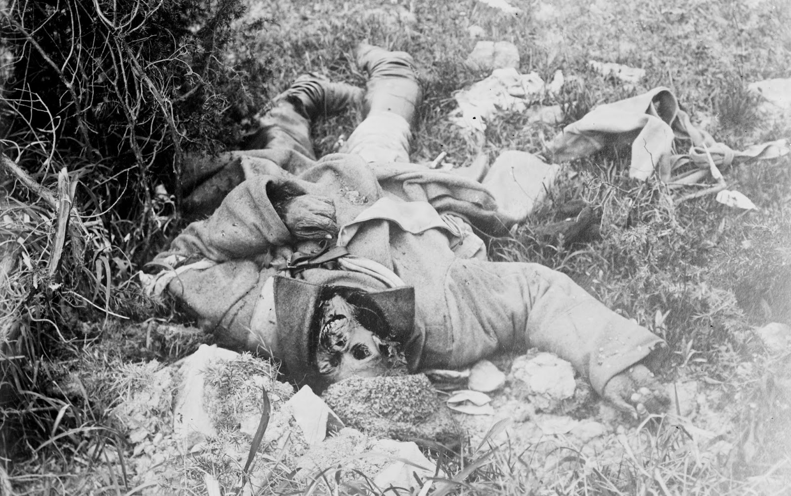 Image result for dead russian soldier ww1