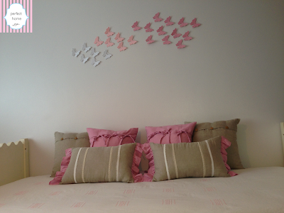 toddler bedroom pink butterflies_ by Ines Pereira @ perfect home