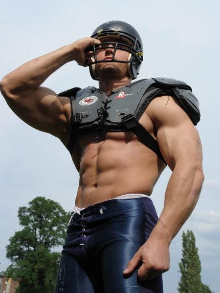 gay fitness models